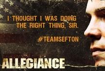 #PledgeYourAllegiance / by Allegiance Movie