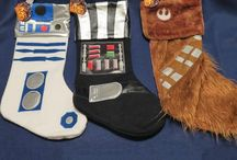 Gifts for my Nerd's Stocking / Nerds can like Christmas stockings TOO!! / by Robyn Peterson