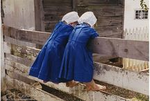 Amish and Mennonite way of life / by Josephine Fowler
