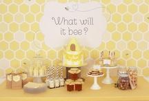Baby Showers: Bees / by Hano Hinano