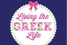 Greek Life / by Knetbooks