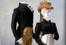 Fashion - 1800-1849 / by The Rabbit