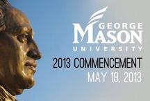 GMU Graduation / by Volgenau School George Mason