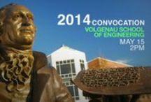 Volgenau School Convocation / by Volgenau School George Mason