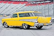 Classic Cars / Cars I love, want to own, and admire. Show Cars, Restored Cars, Fast Cars, Cool Classics  / by Nick Dominguez