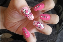 Nail arts & polishes / Things I love and/or I wanna try out myself... ;-) / by Wichita van Rijkom