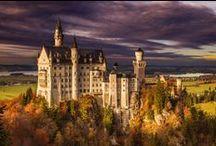 Castles | Germany / Schloss = Castle in German / by Katherine