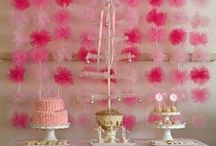 Party- decorating ideas / by Trish Fleming