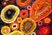 Creative Mosaics / Mosaic Inspirations / by Vicky Bush