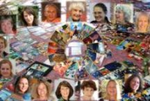 Who's Who at SoulCollage® / Meet our Trainers & V.A.'s who help you share SoulCollage® with the world / by SoulCollage®