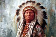 Native American/ American Indians / by Donna Carlile