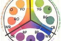 Color my World ( color pallets combinations) / Color pallets for painting / by Inez Meehan