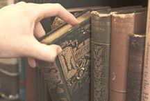 Les Livres / My books, my bookstores / by Greta Ostrovitz