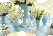 Sur la table / Perfect table settings / by Greta Ostrovitz