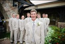 Gallant Grooms / These grooms are just too debonaire!  / by Lake Lanier Legacy Weddings