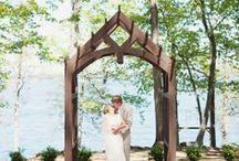 Legacy Wedding: Elizabeth + James / http://www.lakelanierislands.com/weddings/ http://www.lakelanierislands.com/weddings/ / by Lake Lanier Legacy Weddings