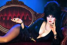 Elvira the Queen of Halloween / by Kim Armstrong