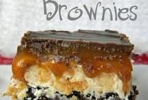 Brownies and Bars oh my! / by Lisa Skellenger