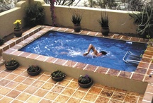 Exercise Pools / Lap pools, swim spas, and other pools designed for swimming. / by Pool Pricer
