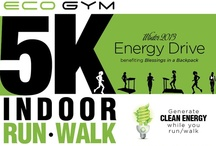 Events/Charity  / Eco Gym announces First ever Energy Drive!