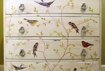 Painted Furniture / by Lois Siegman