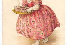 Tea Time / by Lois Siegman
