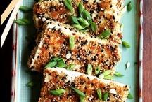 tofu / by ladybugyoga