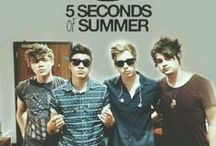 5SOS / by Paris <3