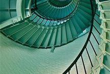 Azul. Diseño Escaleras / by tupak