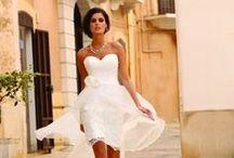 Robes de mariées / by Evelyne ALARD