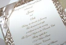 Wedding Invitations / by Margaret Rozzi