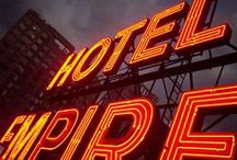 I'm coming to the Empire Hotel to celebrate my 20th aniversary to my best friend! / Things to do in New York with my Best friend and husband Rod Burch / by viki burch