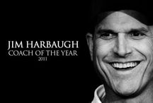 Jim Harbaugh / by Diane Newberry