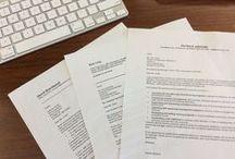Resume Advice / by Linium Staffing