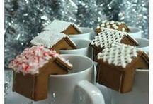 Sweet Treats / by Christine Allin