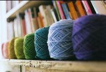 Yarn - never too much yarn! / by Fifty Four Ten Studio