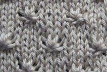Knitting - Stitch Patterns / by Fifty Four Ten Studio