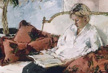 Reading / by Maude Gonne