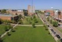 JSU Campus Images / Panoramic images of the beautiful JSU campus located in Jackson, Miss.  / by Jackson State