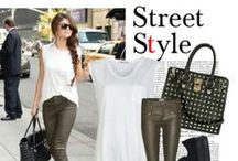 Selena Gomez / Pop star and actor Selena Gomez alternates between red carpet sophisticate and trendy girl-about-town.  / by Celebrities in Style