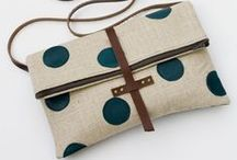 Sew - Bags and purses / by Marie Pedersen
