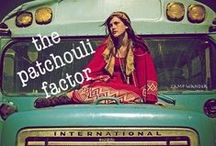 Patchouli Is Essential!! / by Kelli Taylor