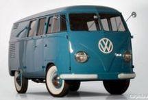 type 2 t1a barndoor / vw busjes bouwjaar 1950 - 1955 / by Jos Verschuur