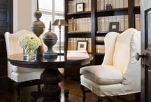 Timeless: Home Libraries / by Hadley Court