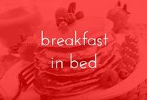BREAKFAST IN BED / by Lavalife