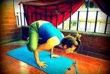 Yoga <3 / by Ximena Ayala