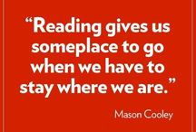 Read Something Brilliant! / by Jamie Schwerman