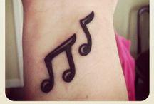Tattoos / by Christy Gunter