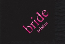 Weddings: Pink and Black  / by The Stationery Studio