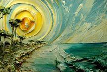 Art✏ / Surf Art, Vintage Cameras...you name it! / by Jasmine S